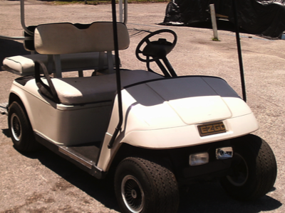1996 EZ-Go Golf Cart